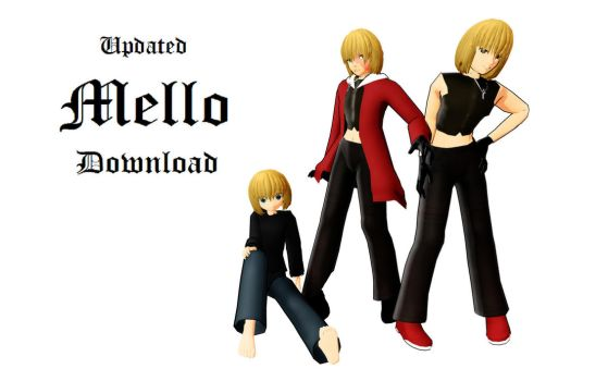 UPDATED Mello DOWNLOAD by Ringtail14