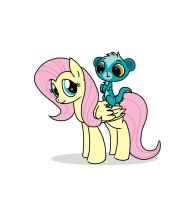 LPS/MLP- Flutter and Sunil by bristlestream