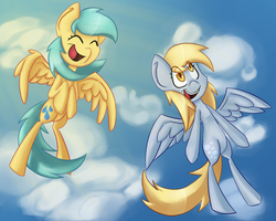 Sunny morning by Kas-the-Cat
