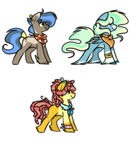 Some Ships OTA [CLOSED] by Pikadopts