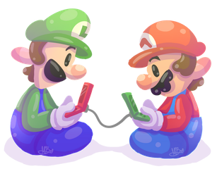 SMB | Two-Player by MynnuB