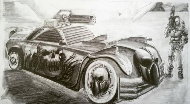 Car Project by BenjiroPV