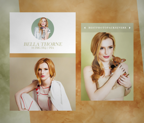 Photopack 15061 - Bella Thorne by southsidepngs