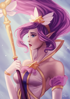 Star Guardian Janna by Wernope