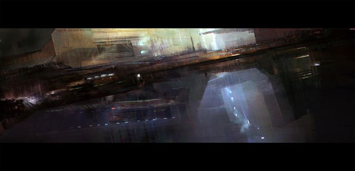 drydock by leventep