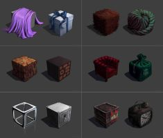 Material Study Challenge 1/5 by AdamaSto