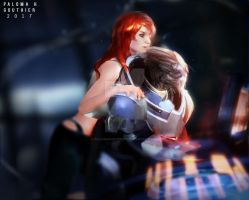 Mass Effect by PalomaGouthier