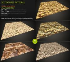 Free textures pack 57 by Yughues