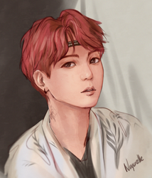 Jungkook study~ by Noquelle