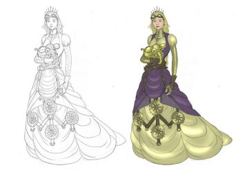 Arabella concept by HuntingTown