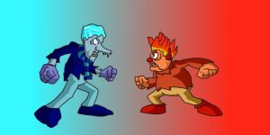 The Miser Brothers by Jonny-Aleksey