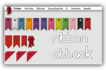 Ribbon Attack Compilation by AxeMacEdBbanger