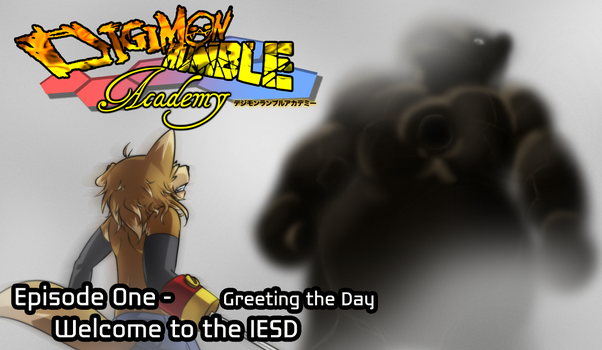 .DRA-E1:. Welcome to the IESD - Greeting the Day by JaymiSaeki
