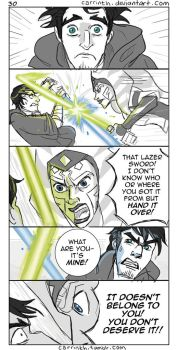 SW Rebels: Different Journey AU FF 30 by carrinth