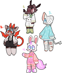 EVEN MORE ADOPTS CLOSED by bugwizard