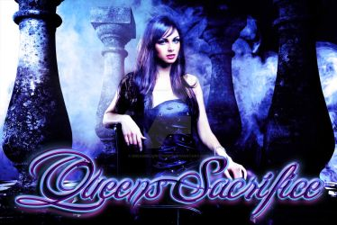 Queen's Sacrifice by DreamscapeCovers