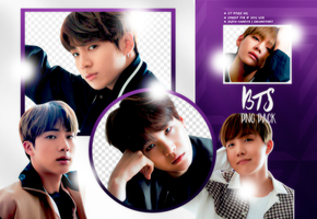 PNG PACK: BTS #8 by Hallyumi