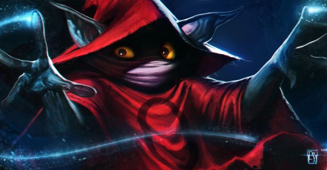 ORKO - Masters of the Univers by antoniodeluca