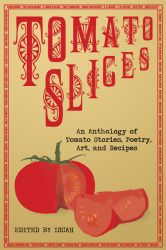 Tomato Slice Book Cover by KayIscah