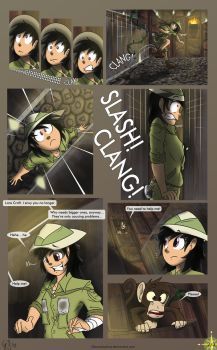 Daring-Do and the Small Chest - Big Treasure p2 by GlancoJusticar