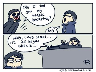 dishonored, doodles 60 by Ayej