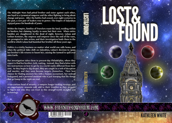 Lost And Found - Kathleen White - Cover Art by EternityEmporium