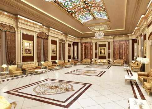 Main Reception by Amr-Maged