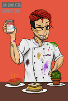 Gourmet Chef by EGGSMILY