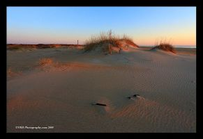 A Peacefull Morning OBX by TRBPhotographyLLC