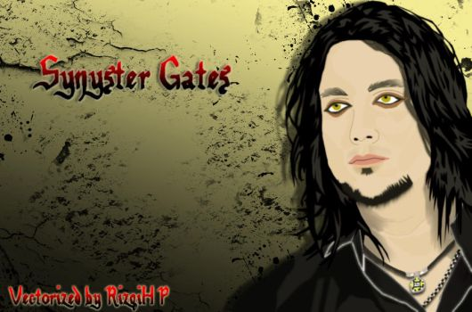 synyster gates by RizqiHP