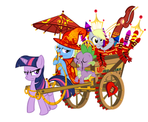 Year Of The Braggart by PixelKitties