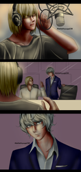 The Mihael Factor 2: Studio Session by DelilahHyuuga238