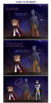 EVSG: Lonely is the Knight by Saber-Cow