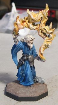 Miniature wizard by JMAGUS
