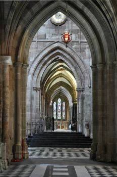 Worcester Cathedral by monophoto