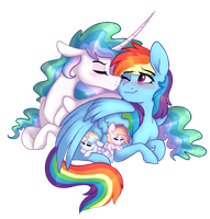 Family by Saphi-Boo