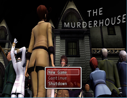The Murderhouse - Chapters 1+2 [DOWNLOAD] by Tamachee-Insanity