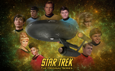 Star Trek Saga - The Original Series (2) by Camuska