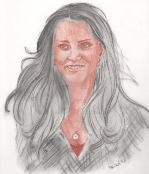 Kate Middleton by AaquilaS