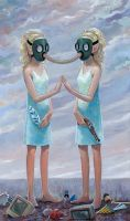 The Me Generation by jasinski