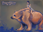 The Bear Rider Game Consept by nokecha