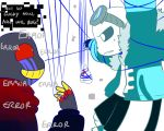 Quantumtale: Caught by perfectshadow06