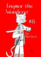 Ingmar the Wanderer #0 Cover by maxwestart