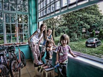 mine and my brother's kids by nepesh