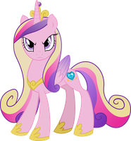 You did NOT mess with my Crystal Ponies (Vector) by TiXoLSeyerk