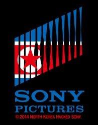 NORTH KOREA HACKED SONY - Black by maggiemgill