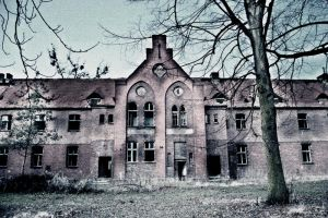 Mental Hospital by TheFlyPL