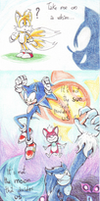 Sonic23rd Anniversary: LookHowFarWe'veCome Part 1 by Auroblaze