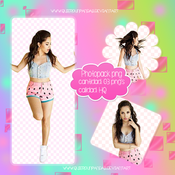 Pack png BeckyG by QuieroUnPanda11
