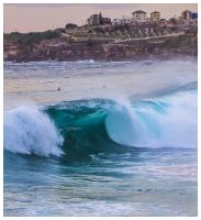 Surfing Tamarama8 by catchaca1